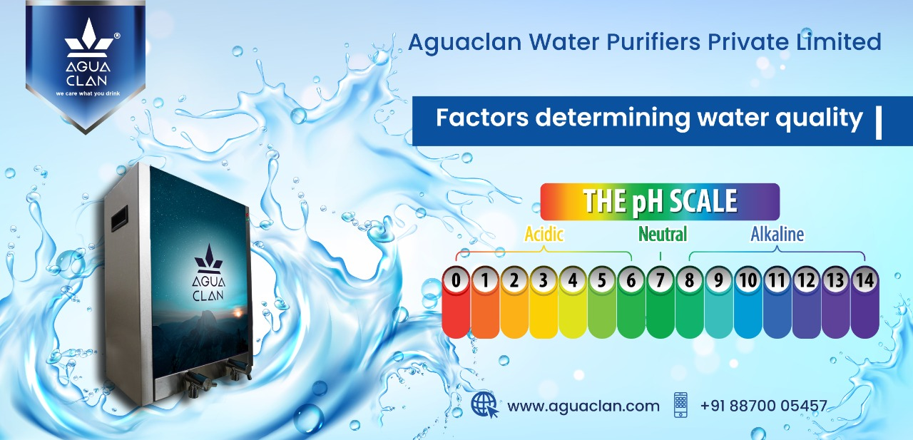 Factors affecting water quality