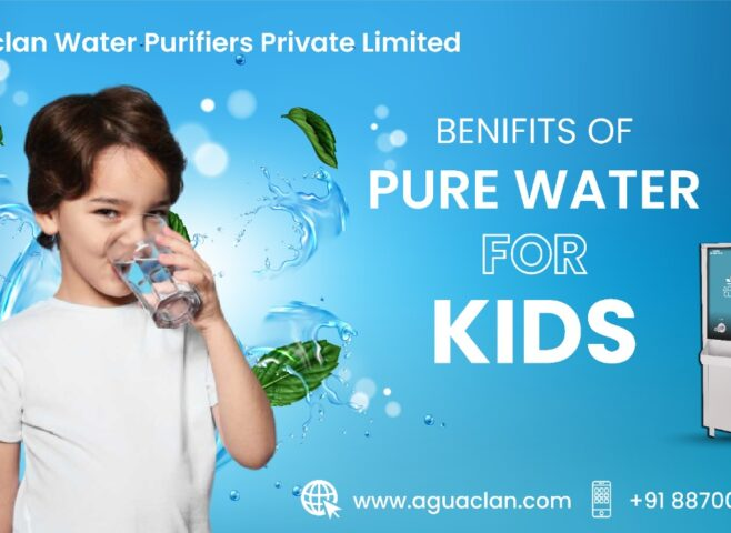 Benefits of pure water for kids